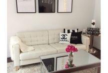 Bo's Makeup Studio / Branding a chic studio for an MUA