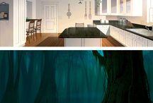 Environments | Interior