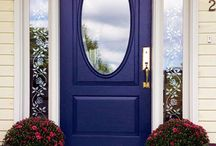 front door/side door / by Denise Reiland