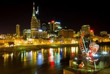 Nashville / Home is where the heart is  / by Cathy Brashear