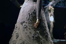 Высокая мода вязание