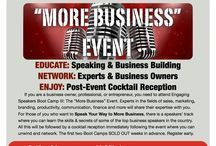 Speaking Events in Chicagoland / Whether you want to be a speaker, or you love to here great speakers, we shall post as many as we can here or on our Facebook Page: MadeInChicagoSB