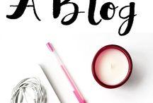 Blog it up