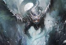 dragons everywhere