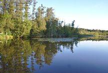 Rätzsee-Runde / Mit der Rätzsee-Runde haben wir eine Kanutour von etwa 17 Kilometern. Damit ist sie eine gute Tagestour für normale Ansprüche, die uns durch schöne Seen in waldreicher Umgebung sowie romantische Kanäle führt.
