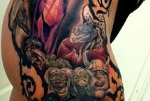 Labyrinth Tattoo Inspiration Board