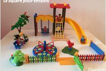 En avant les histoires avec Playmobil