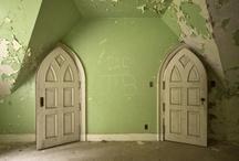 Doorways to Everywhere / portals, gateways and entrances