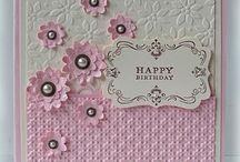birthday cards / cards