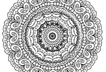 coloring pages for adults and children printables / Here you will find coloring pages for adults to print out and color. From fashion to Fantasy coloring pages and everything in between.