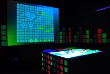 Interactive and visual design