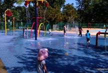 NJ Spray Parks and Fun Water Spots