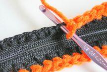Szydełkiem i na drutach