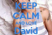<3 Keep calm: David Lafuente <3 / Este tablero lo he creado para tener todos los Keep calms de David Lafuente :)