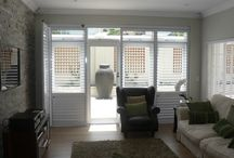 Patio - Shutters & Glass