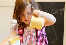 Science 1 -WATER- / For Preschools and Primary Schools