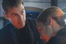 All things Divergent Trilogy  / All things to do with the Divergent Trilogy