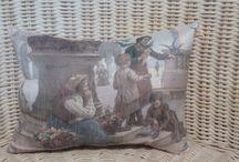 Victorian Pillows