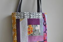 Fabric bags / by Miri Nunes