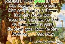 Poems I Like / by Kaung Ko