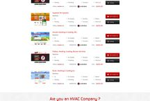 CI HVAC Custom Web Design / We welcome you to CI HVAC. CI HVAC is a directory of HVAC companies, their services an products. Professionally designed by CI Web Group.