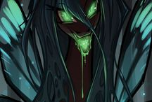 Queen Chrysalis❤❤ Mlp