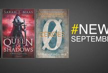 New Releases in YA
