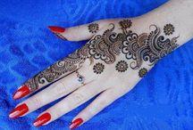 Henna Designs / by Liz Mathew