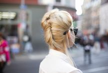 Tendencias Cabello   / Referencias para Patrice Beauté Spain / TENDENCIAS y accesorios del cabello / Hair Style and accessories  / by Katerina Varenkova