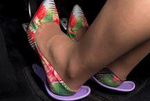 SHOOPS -  Votre confort et votre sécurité your comfort & your safety / Réduit le risque d'accidents... Reduces the risk of accidents in heels...
