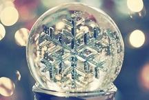 Snow Globe / by gizeye lashes