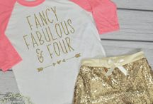 Fancy Fabulous and Four