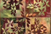 Applique Quilts / by AJ (TheQuiltingPot)
