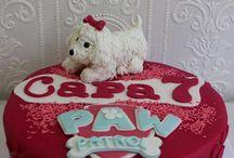 Paw Patrol - Patrolne šape torta za rođendan / Poslastičarnica Poco loco više od 10 godina priprema kvalitetne i ukusne torte i dostavlja na kućnu adresu. Kvalitet naših proizvoda garantuje HACCP standard. Više informacija pronađite na našem sajtu www.pocoloco.rs ili putem telefona 0648740301