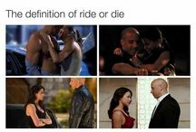 Dom and letty❤️