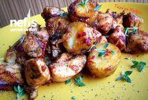 Tavuk Yemekleri / Tamamı denenmiş ve fotoğraflanmış olan ekonomik, pratik ve evde kolayca hazırlayabileceğiniz en lezzetli tavuk yemekleri tarifleri burada!  Tavuk Sote, Fajita, Çerkez Tavuğu tarifleri ve daha fazlası Nefis Yemek Tarifleri'nde.