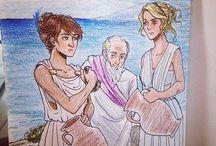 Percy Jackson, Heroes The Olimpus
