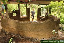 diy eco house