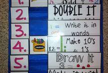 First Grade Math / by AMP