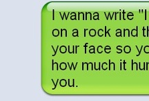 My Humor :P / by Kristen Spencer