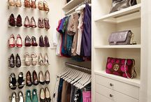 Closets & Dressing tables  / by The Liz Diaries