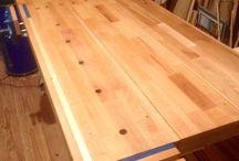 Holzwerk/woodbutcher / Chisels