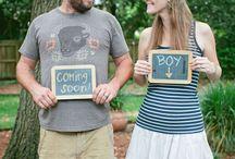 Pregnancy Announcement / by The Spearmint Blogs