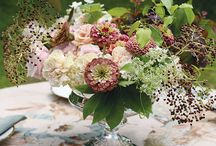 Wedding Tablescapes / A huge part of your wedding is the decor on the tables.  Guests will be spending much of the ceremony looking at how you created an artful and personal place for them to dine.