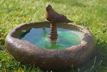 keramika ptačí pítko