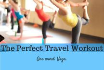 Travel & fitness / Getting or staying fit while traveling | travel sports