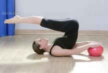 Pilates con Soft Ball