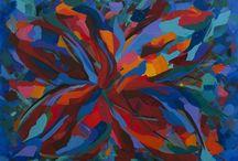 Art 2015 / Art colors nature paint