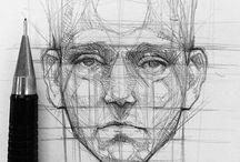 Anatomy Drawings / Anatomy Drawings