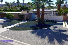 Palm Springs & Mid-Century Style Today / Cool architecture and design from the mid-century period is still modern today.